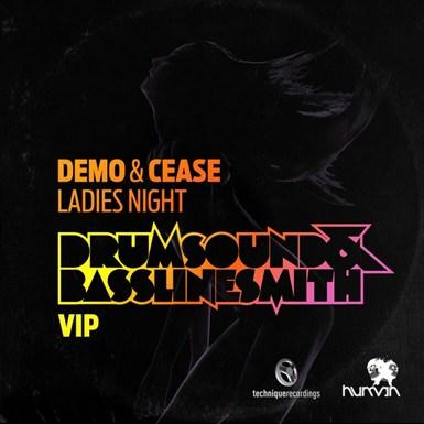 Ladies Night (Drumsound and Bassline Smith VIP) artwork