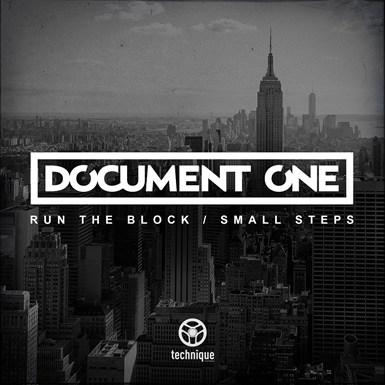 Run The Block / Small Steps artwork