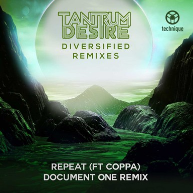 Repeat (Document One remix) artwork