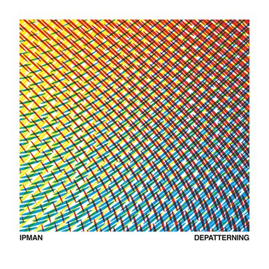 Depatterning - CD artwork