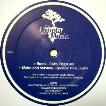 Guilty Pleasures / Freedom From Duality artwork