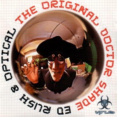 The Original Doctor Shade artwork
