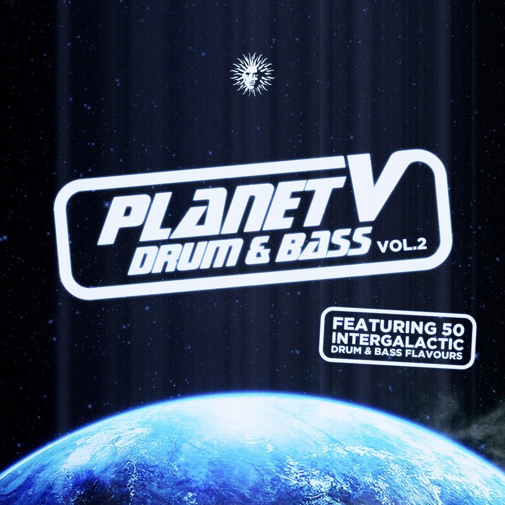 Planet V - Drum & Bass Vol. 2 artwork