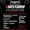Planet V Presents V History